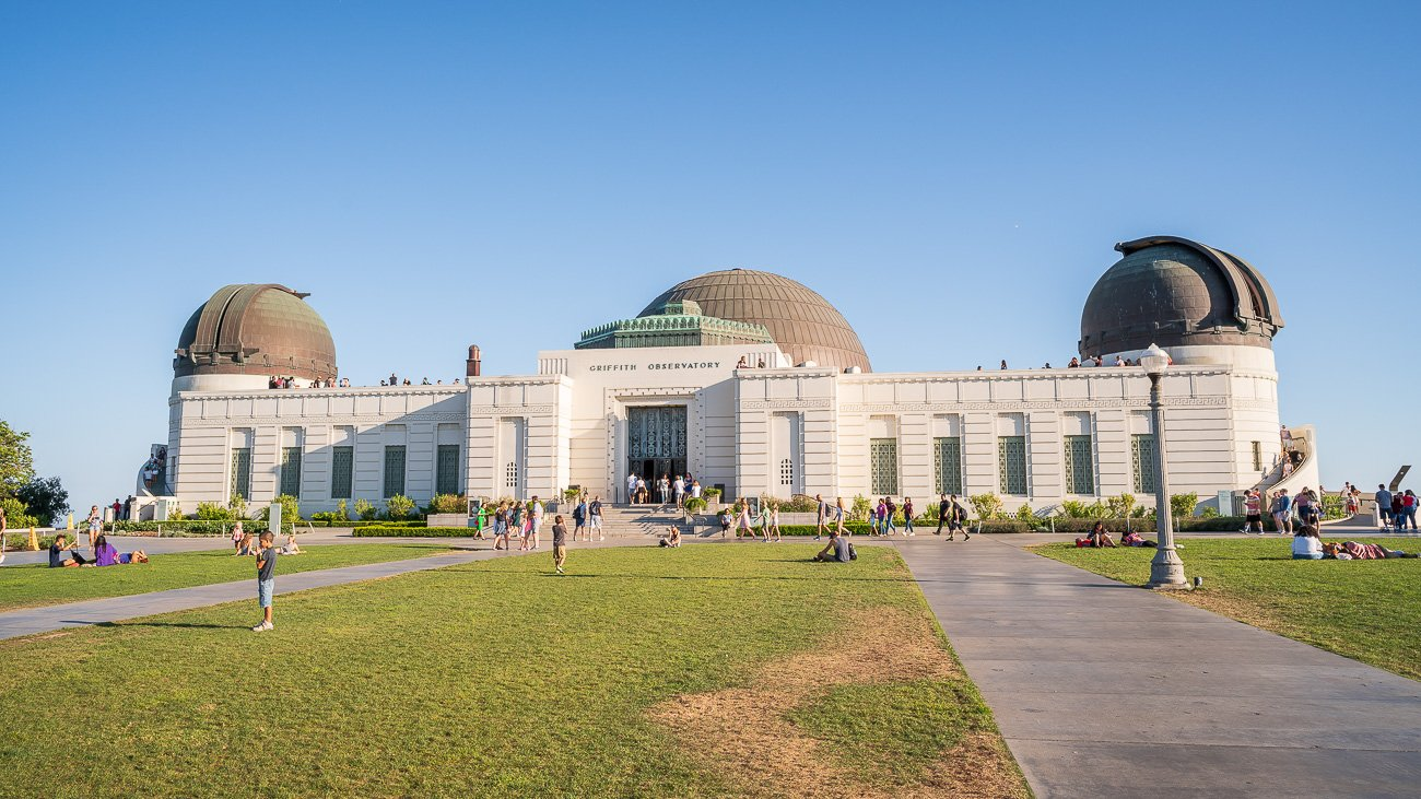 Griffith Observatory conseils Los Angeles