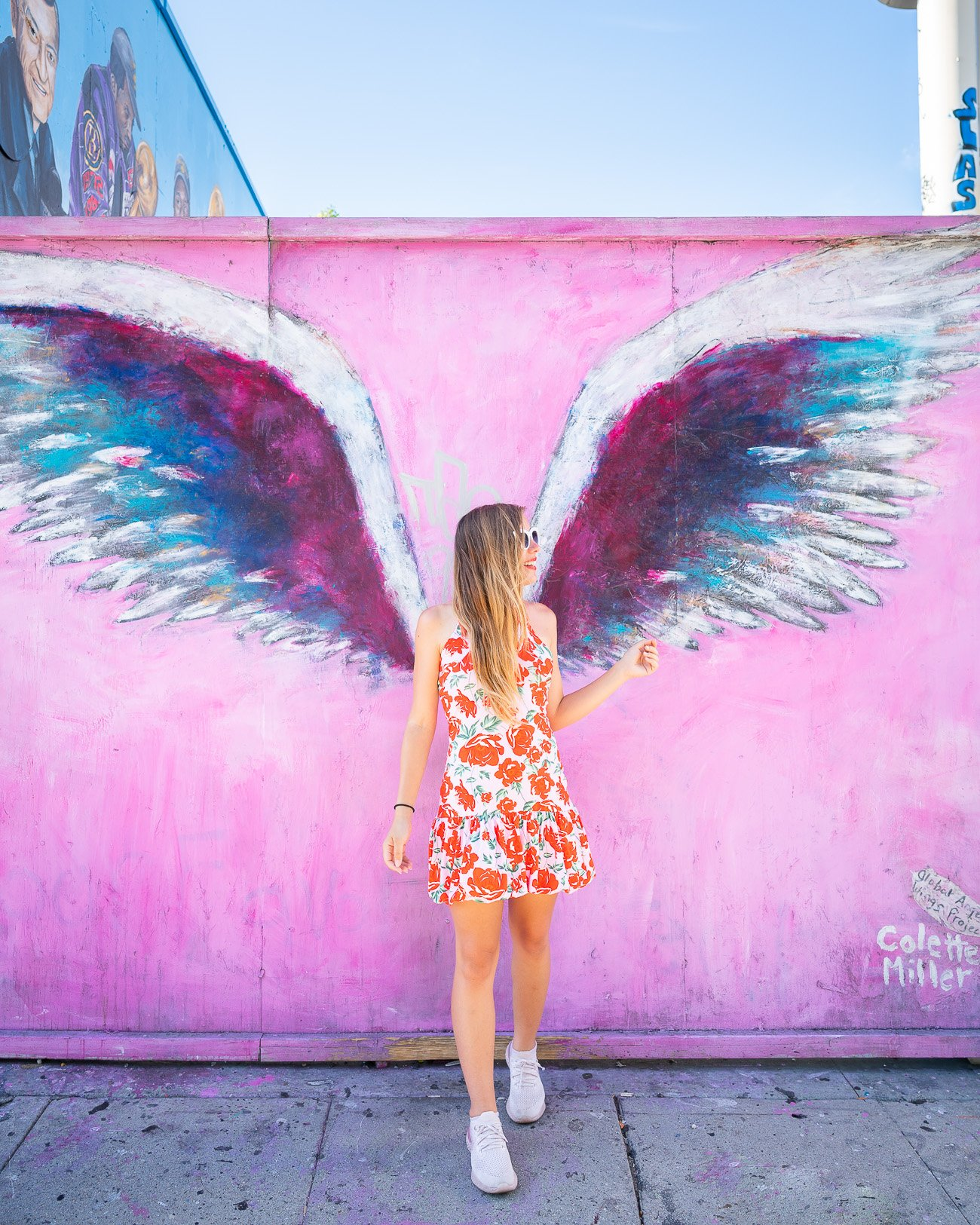 Los Angeles Ailes Angel Wings