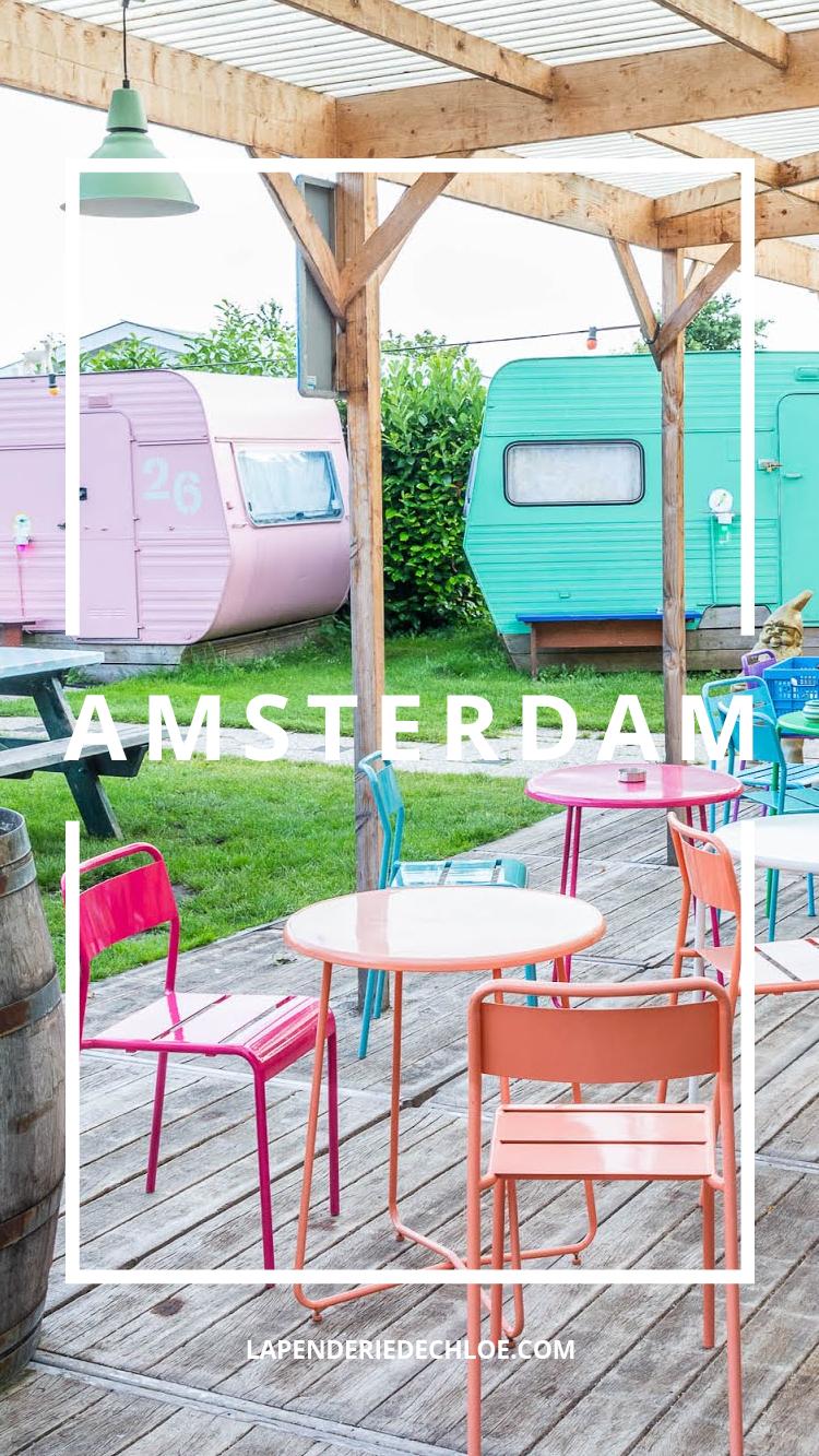 visite découvrir Amsterdam Pinterest