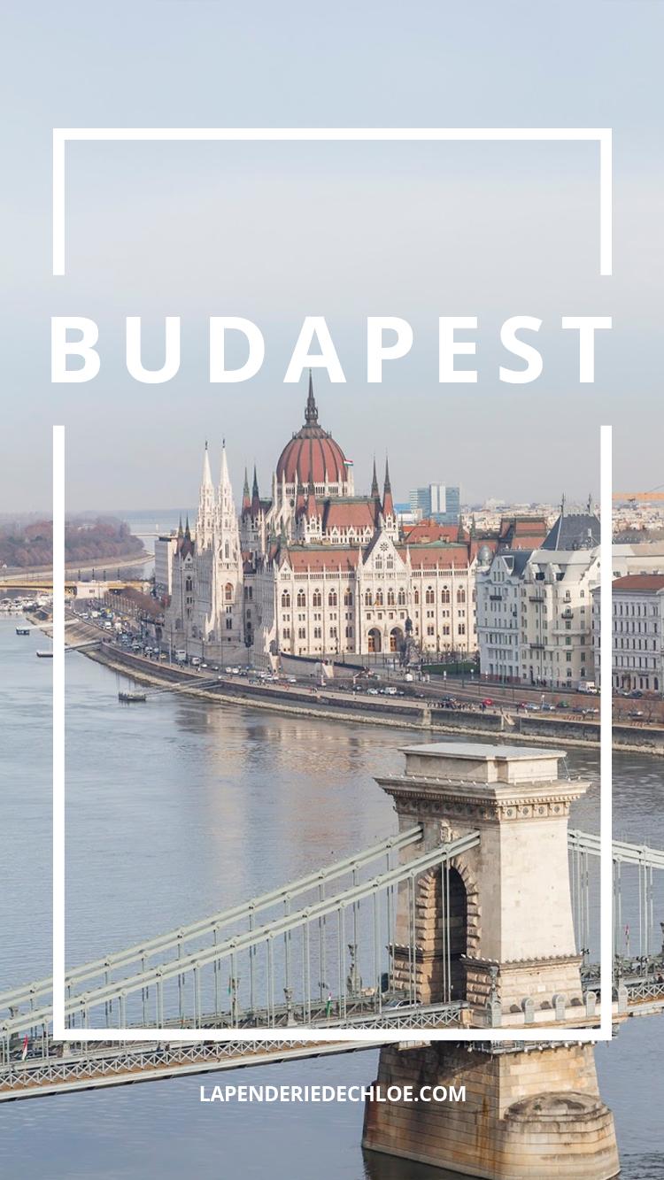 City Guide Budapest Pinterest