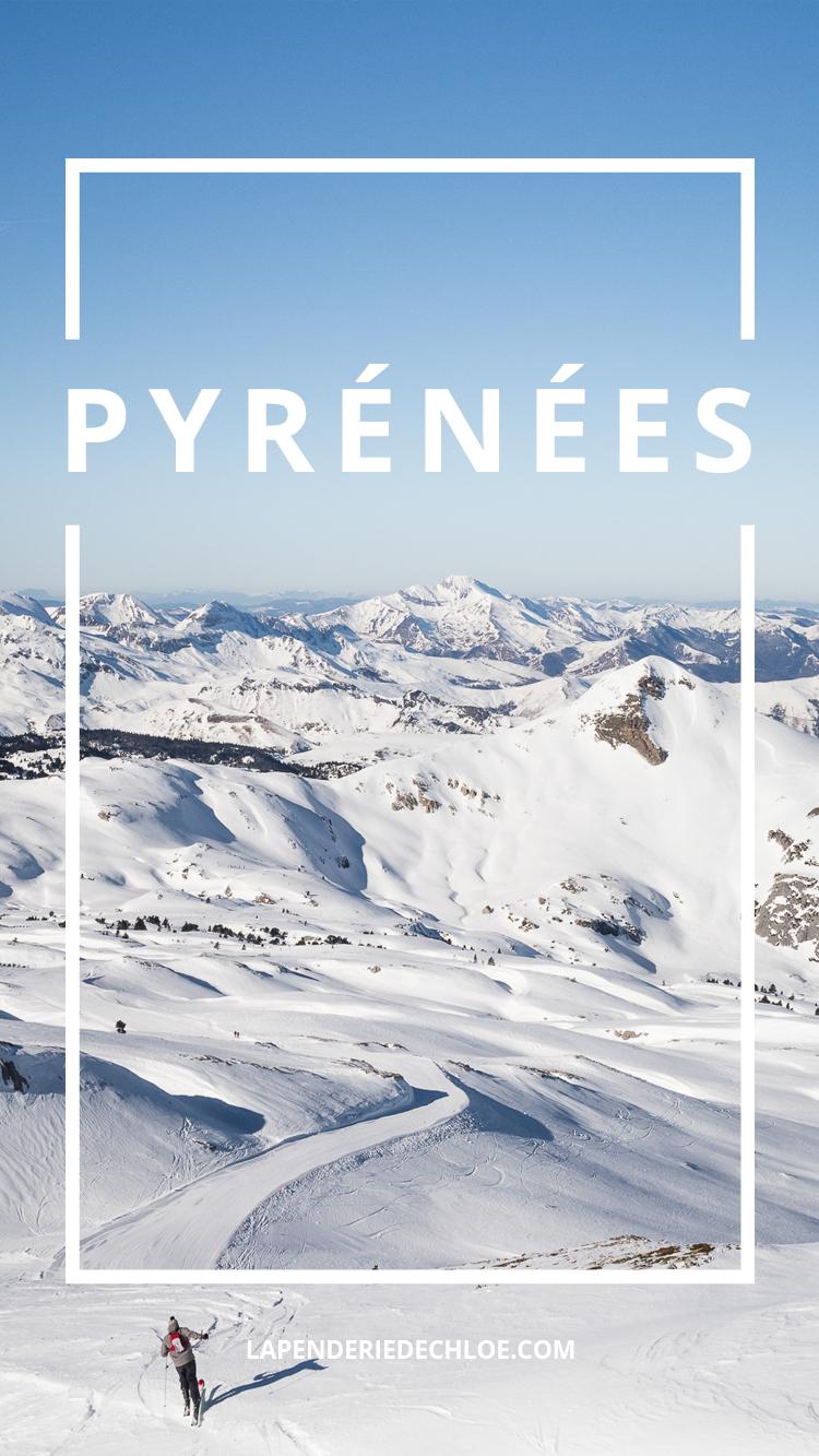 voyage Pyrénées Pinterest