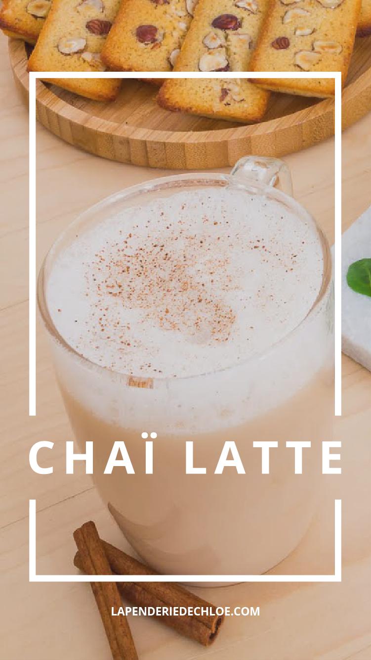 Recette Brunch Chai Latte Pinterest