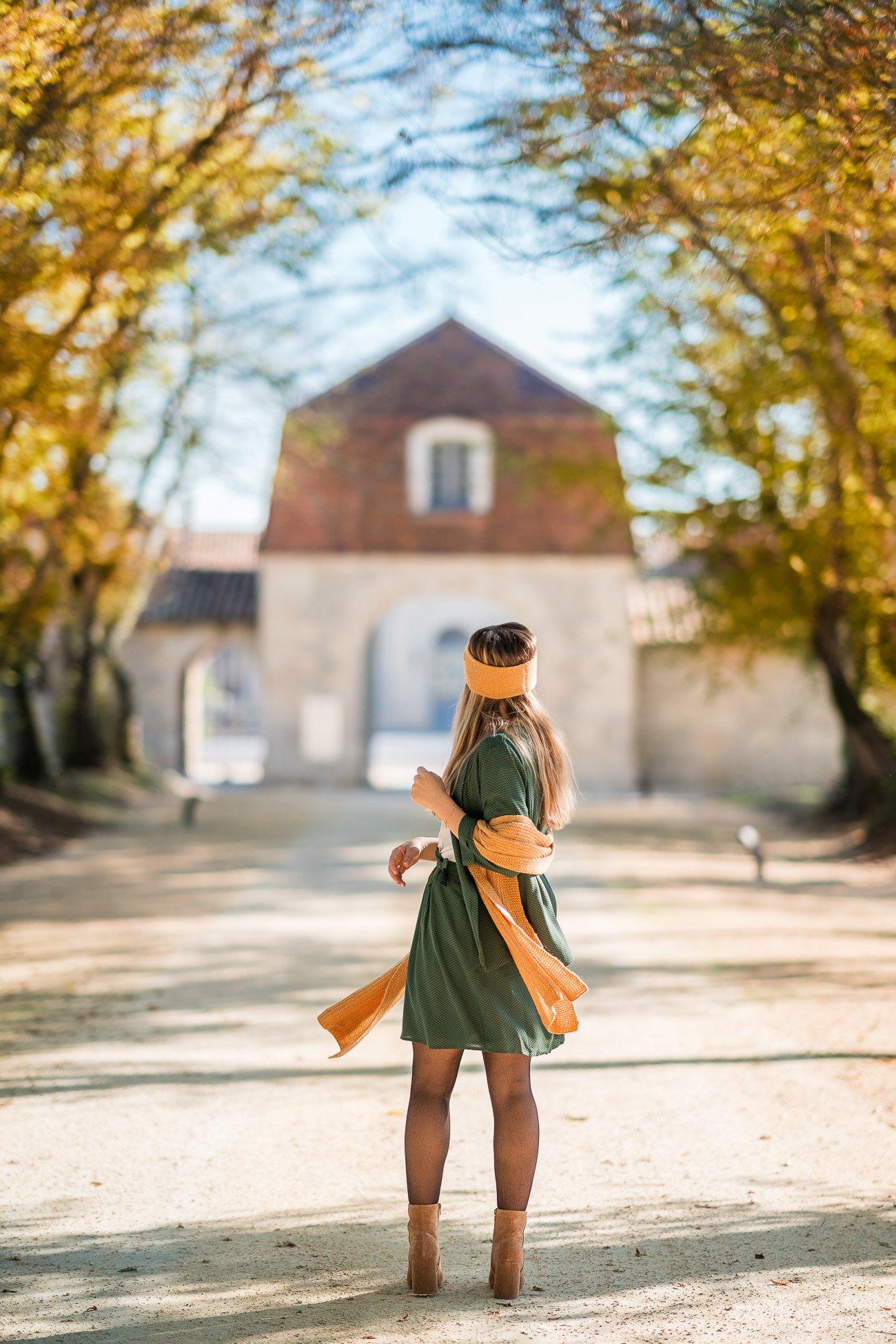 tenue du jour automne