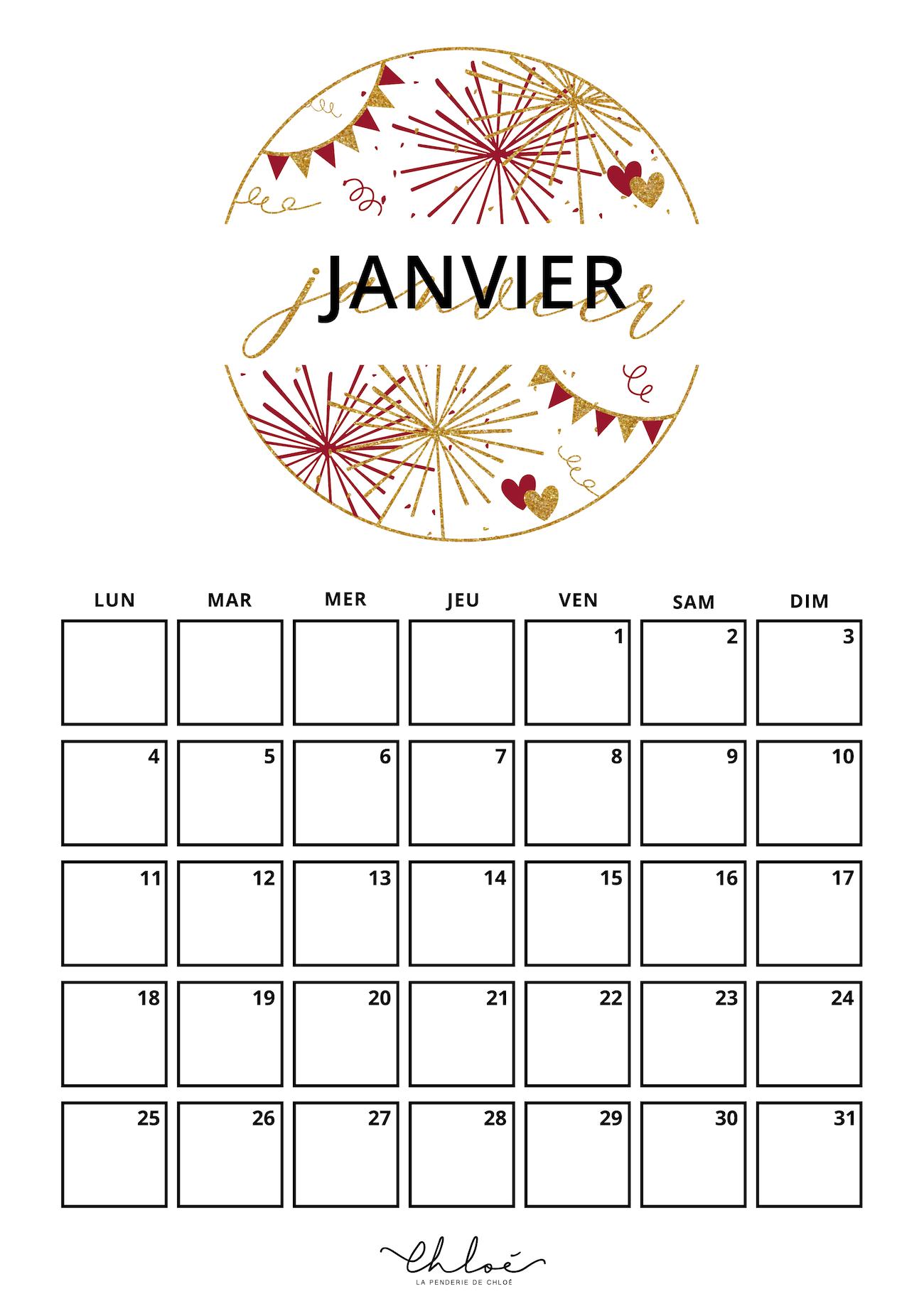 Kits printables hiver 2021   blog lifestyle | La Penderie de Chloé